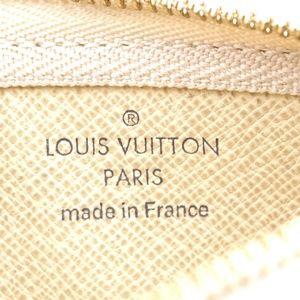 Louis Vuitton Bags - Damier Azur Key Cles Pocket Case Coin Purse Wallet